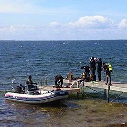 Tag på dykkertur og oplev Ærøsund